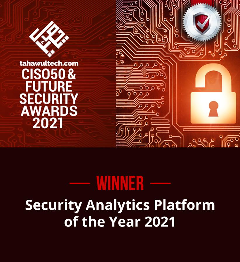 Tahawultech Future Security Award 2021
